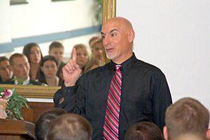David F. Salter Speaking