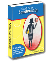 Final Four Leadership Book by David Salter
